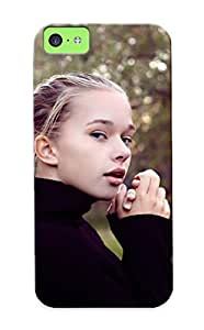 Durable Protector Case Cover With Blondes Women Milena D Ukrainian Hot Design For Iphone 5c (ideal Gift For Lovers)