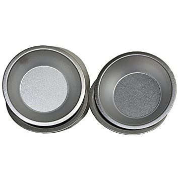 1 X Set of 4 Small Pie Pans - 4.75 Inch  sc 1 st  Amazon.com & Amazon.com: 1 X Set of 4 Small Pie Pans - 4.75 Inch: Mini Pie Pans ...