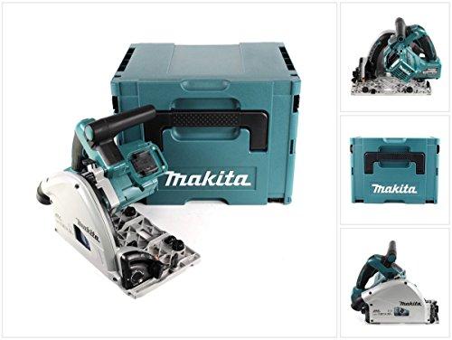 Makita DSP600ZJ BL LXT Plunge Saw-Multicolour, 36 V, 230 mm