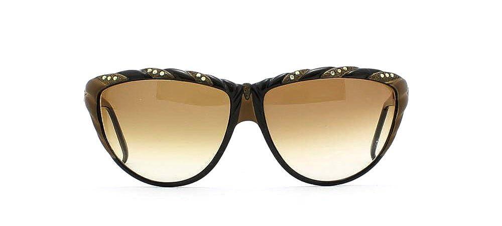 Nina Ricci - Gafas de sol - para mujer Marrón marrón: Amazon ...