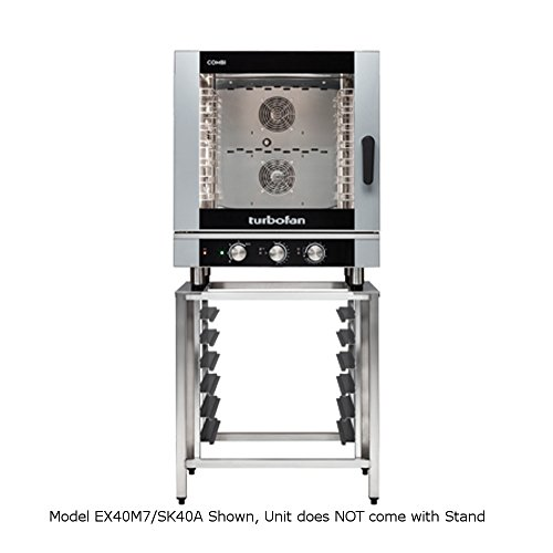 Moffat EC40M7 Turbofan Combi Oven