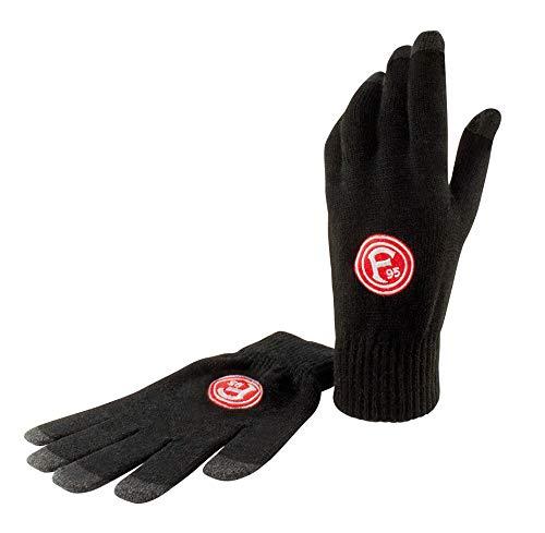 Fortuna D/üsseldorf Smartphonehandschuhe Fingerhandschuhe