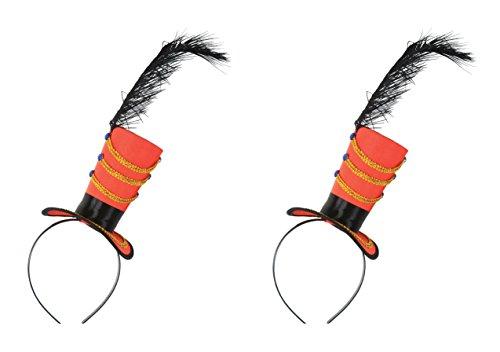 Beistle 60651 Majorette Headband, Multi-colored]()