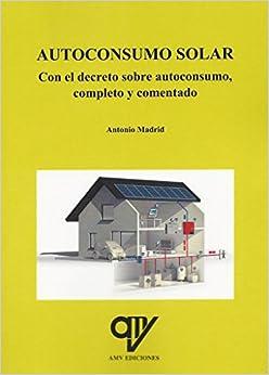 Book Autoconsumo solar