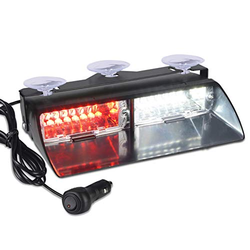Red Led Dashboard Lights in US - 4