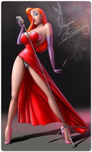 Sexy pics of jessica rabbit
