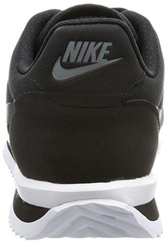 Nike Mens Cortez Ultra Avslappnade Sko Svart