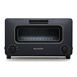 BALMUDA The Toaster | Steam Oven Toaster | 5 Cooking Modes – Sandwich Bread, Artisan Bread, Pizza, Pastry, Oven…