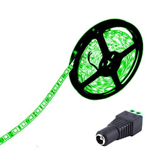 12 Volt Green Led Light Strips Waterproof in US - 7