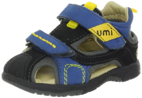 umi Carrter Sandal (Toddler/Little Kid),Blue Multi,22 EU(6.5 M US Toddler) by umi