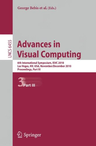 Advances in Visual Computing: 6th International Symposium, ISVC 2010, Las Vegas, NV, USA, November 29 - December 1, 2010, Proceedings, Part III (Lecture Notes in Computer - Stores Optical Vegas Las