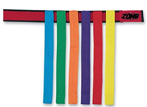 The Zone Super Straps & Flags Class Packs - 36 Belts or 12 Belt Count