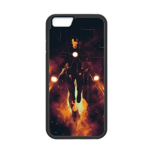 "LP-LG Phone Case Of Iron Man For iPhone 6 (4.7"") [Pattern-2]"