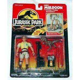 Jurassic Park - Robert Muldoon