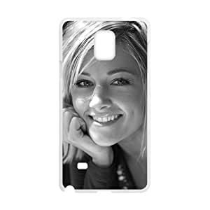 Purely lovely girl Cell Phone Case for Samsung Galaxy Note4 Kimberly Kurzendoerfer