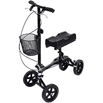 Amazon.com: GC Global Direct orientable rodilla Scooter ...
