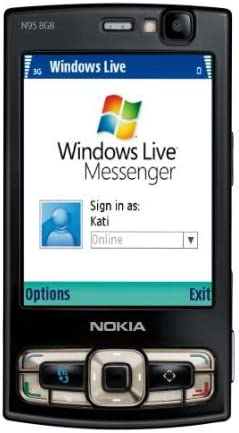 8gb Band With Nokia Gsm Quad Smartphone Unlocked 3g N95