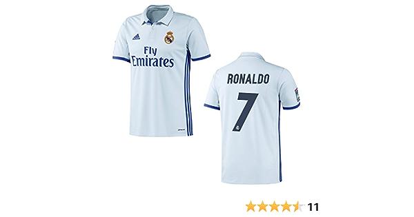 Adidas 2016 / 2017 - Camiseta de equipación local de Real ...