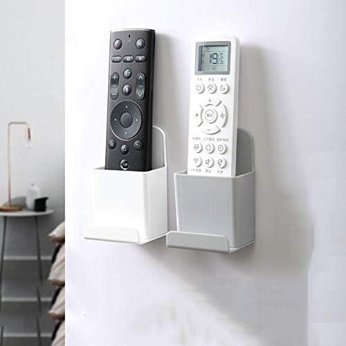 Hänger kleben TV Remote Control Organizer Aufbewahrungsbox für Klimaanlagen