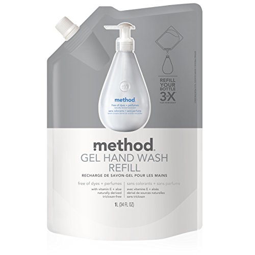 Method Unscented Hand Soap