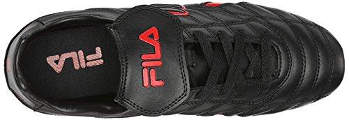 Fila Männer Forza III RB Fußballschuh Schwarz / Fila Rot
