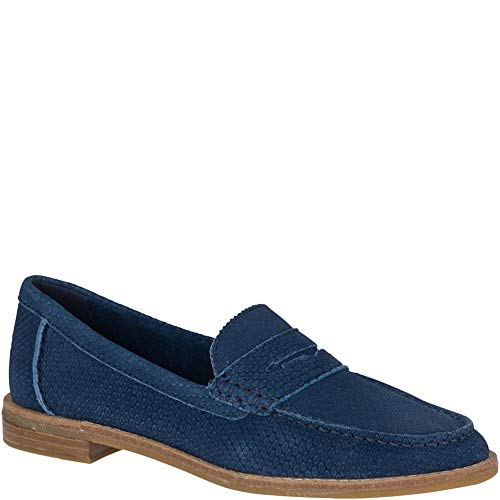 Blue Sperry Pennies (Sperry Top-Sider Seaport Penny Snake Loafer)