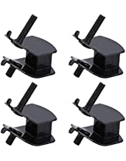 4PCS Rubber Motor Mounts, Anti Vibration Generator Motorcycle Parts Damping Mounts for More Engines Accessories