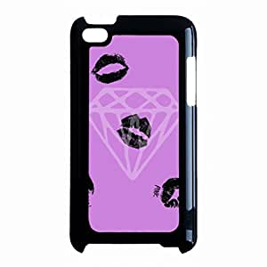 VICTORIA'S SECRET Phone Case Cover For iPod Touch 4th Sexy VICTORIA'S SECRET Pink Black Back Phone Case