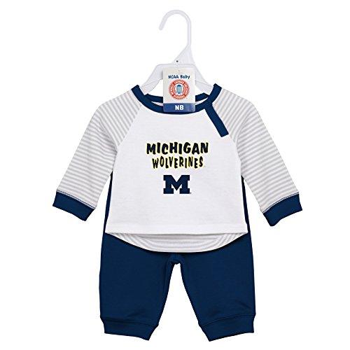 - NCAA by Outerstuff NCAA Michigan Wolverines Newborn