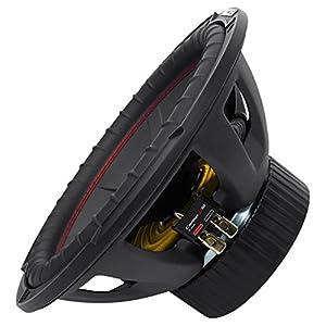 "(2) Kicker 43CWR122 COMPR12 12"" 2000 Watt Car Subwoofers+Mono Amplifier+Amp Kit"