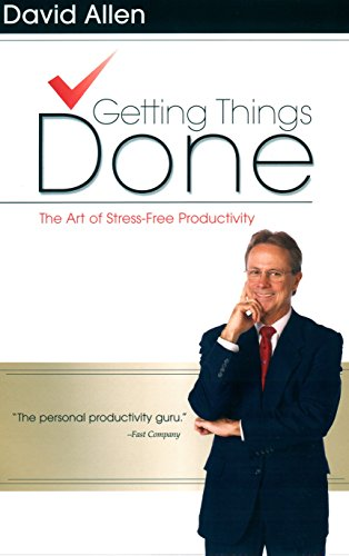 Getting Things Done: The Art of Stress-Free Productivity by Penguin Putnam