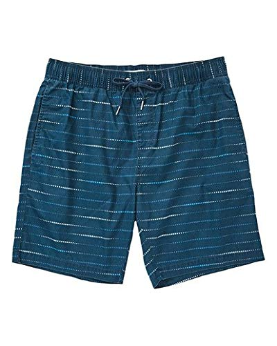 - Billabong Boys' Little Larry Layback Sunday Walkshort, Indigo, 3T