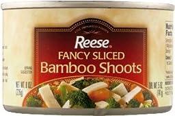 REESE BAMBOO SHOOT SLICED, 8 OZ