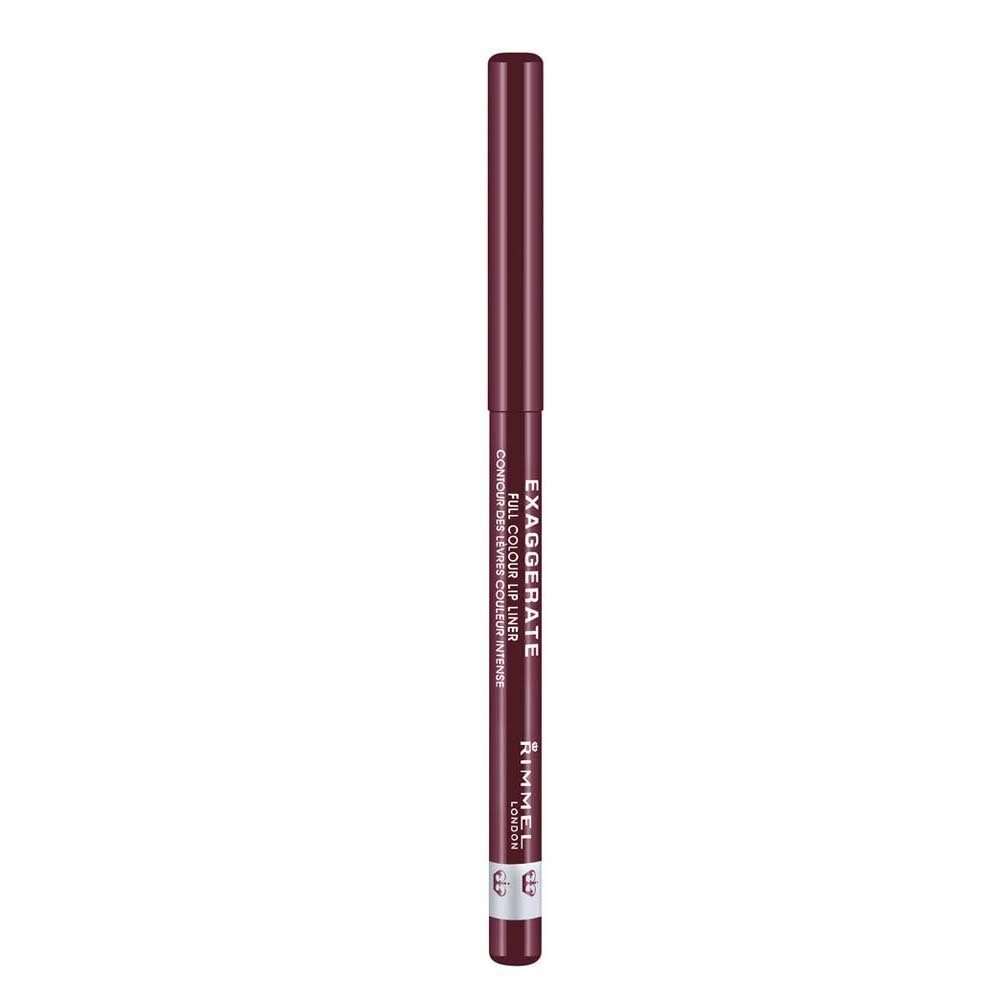 Rimmel Exaggerate Automatic Lip Liner, Call Me Crazy, 0.008 Fluid Ounce NULL