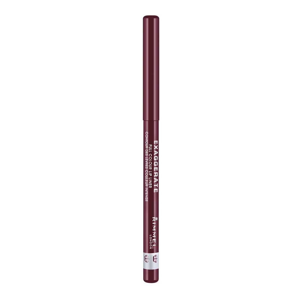 Rimmel London Exaggerate Lip Liner, Obsesión - 1,2 g Coty 34788508064
