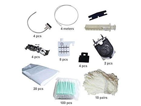 Amazon.com: Impresora de inyección de tinta Kit de limpieza ...
