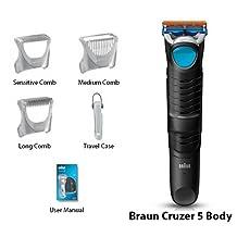 Braun Cruzer 5 Body Groomer