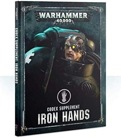 Games Workshop Warhammer 40k - Iron V.8 Codex Fr Hands In stock Free Shipping New