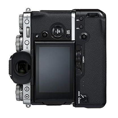 "Fujifilm X-T3 26.1 MP Mirrorless Camera Body (APS-C X-Trans CMOS 4 Sensor, X-Processor 4, EVF, 3"" Tilt Touchscreen, Fast & Accurate AF, Face/Eye AF, 4K/60P Video, Film Simulation Mode) - Silver 4"