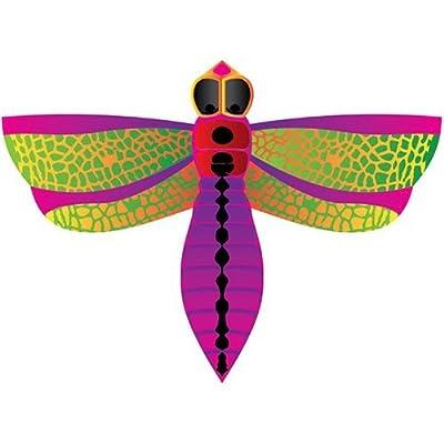 X Kites Dragonfly MicroKite-5.2 Inches: Toys & Games
