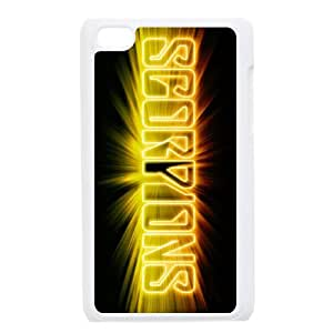 iPod Touch 4 Case White Scorpions I3619384