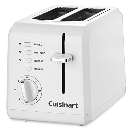 Review Cuisinart CPT-122 2-Slice Compact