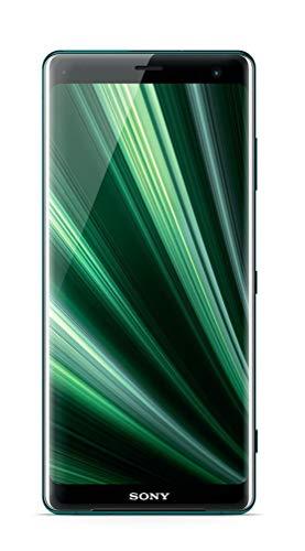 Sony-1316-5629-Xperia-XZ3-Smartphone-Pantalla-OLED-de-1524-cm-6-Dual-SIM-64-GB-de-Memoria-Interna-y-4-GB-de-RAM-Android-90-Color-Verde