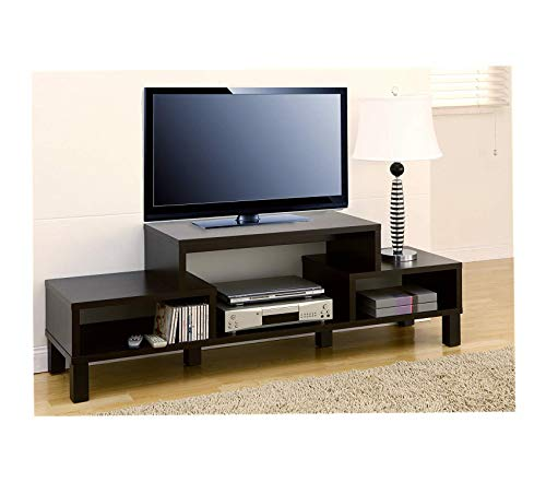 Hоmеs: Insidе + Оut Deluxe Premium Collection Everette TV Console/Stand 60-Inch Lacquer Finish Decor Comfy Living Furniture