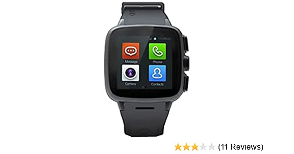Amazon.com: Omate TrueSmart 3G Android Smart Watch - Black
