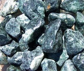 Saco Piedra Jardin Canto RODADO Verde macael 20-40 MM 20 KG: Amazon.es: Jardín
