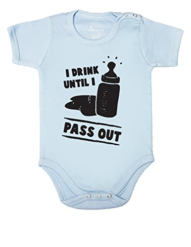 57-baby-romper-short-onesie-unisex-funny-i-drink-until-i-pass-out-gift-poly-wrapped-ag-brand-0-6-mon