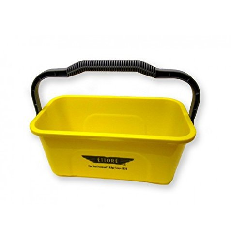 86000 Compact Super Bucket with Ergonomic Handle, 3 Gallon Ettore.