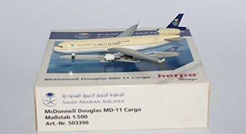 AIRCRAFT MODEL 209 SAUDI ARABIAN AIRLINES DOUGLAS MD-11-F ()