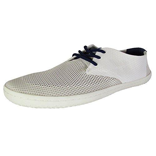 Vivobarefoot Men's Ra Lite Walking Shoe, White, 41 EU/8.5-9 M US by Vivobarefoot